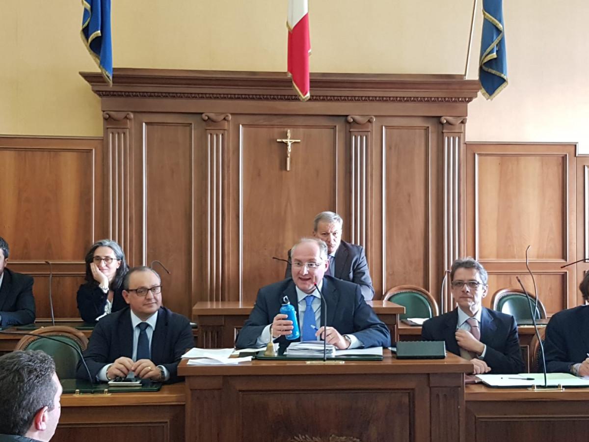 La Provincia di Salerno approva il Bilancio