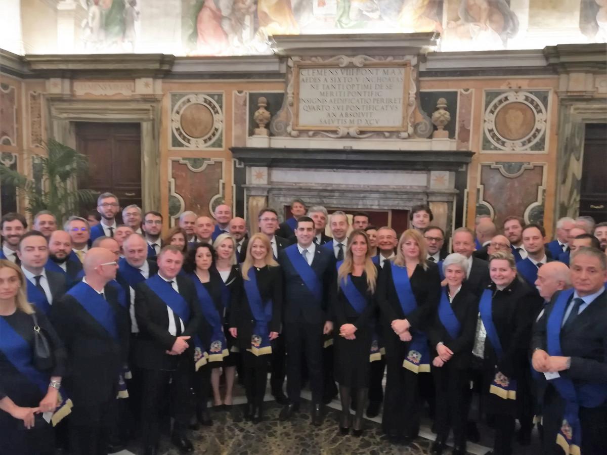 La Presidente della Provincia di Arezzo Silvia Chiassai Martini nuova Vicepresidente UPI